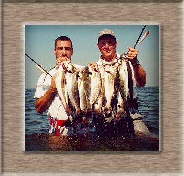 Port O'Connor Bay Fishing Guide